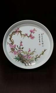 🚚 陶瓷盤~多用途!