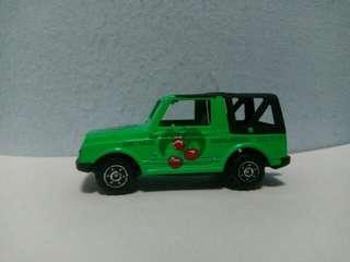 Vintage Pioneer Suzuki SJ410 Jeep