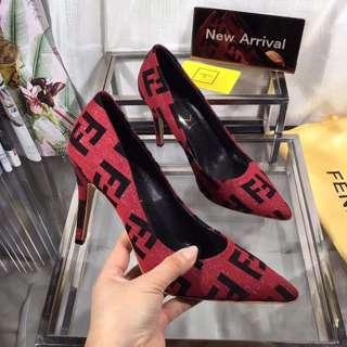 Fendi Pumps / High Heels Shoes Authentic Quality
