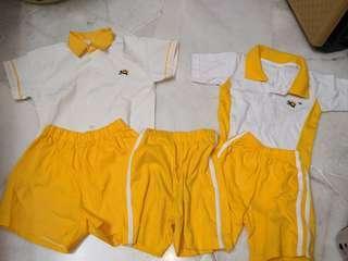 3Q MRC Toddler Uniform + Sport Gear