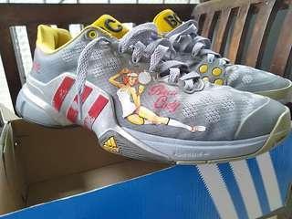 Tennis Shoes Sepatu Tenis Adidas Barricade Lady size 42