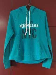 Aeropostale Teal Hoodie