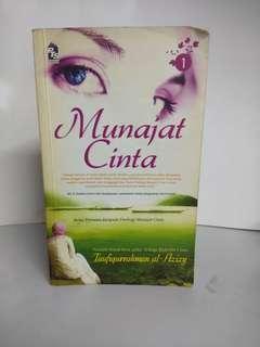 Malay Novel Munajat Cinta