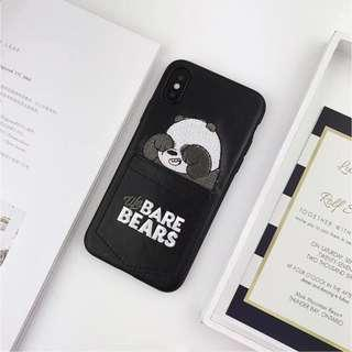 WE BARE BEAR CASE IPHONE X