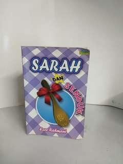 Sarah & Senduk