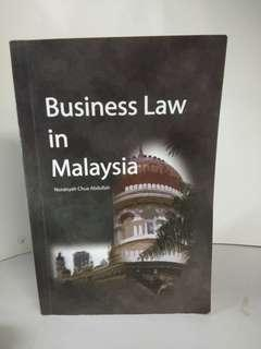 Nuraisyah Chua BUSINESS LAW IN MALAYSIA