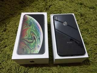 IPHONE XS MAX 512GB GREY SG SET