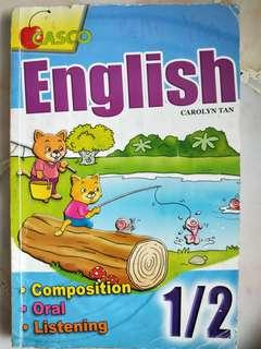 🚚 Casco English P1/2