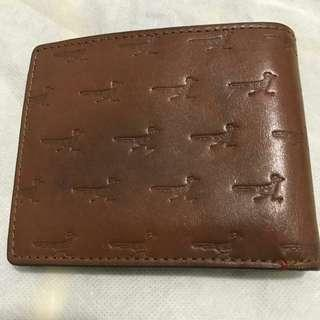 Fossil Leather Brown Bird Original