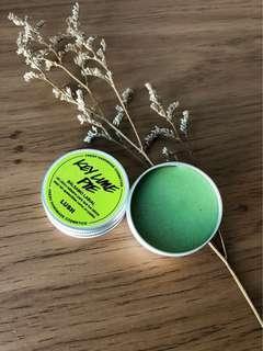 ✨NEW! LUSH Lip Balm (Key Lime Pie)