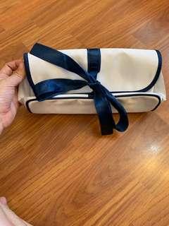 Christine dior cosmetic pouch