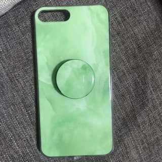 iPhone 7plus/8plus case (with popsocket)