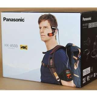 Panasonic Action Cam HX-A500 4K
