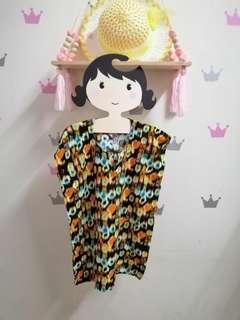 Baju kelawar baby