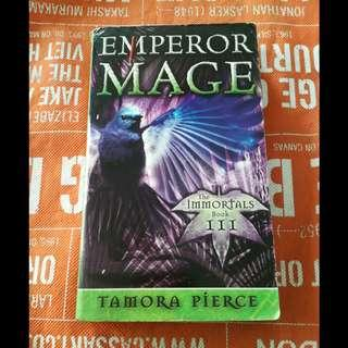 Emperor Mage (The Immortals #3) by Tamora Pierce