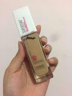 Maybelline 24H Super Stay Foundation Shade 220 Natural Beige