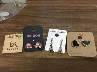 韓國耳環 ear rings