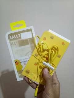 Sally earphone