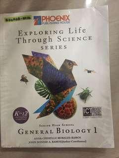 General Biology 1 SHS (Phoenix)