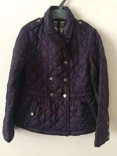 Burberry Coat Authentic