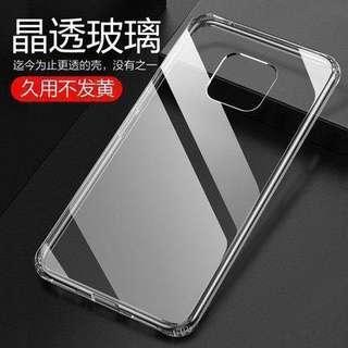 Mate 20 x transparent case