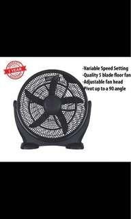 Techsonic TC-1640 floor Fan