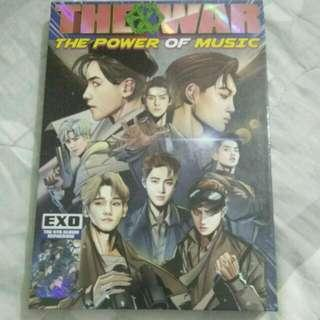 URGENT WTS Exo Power Album