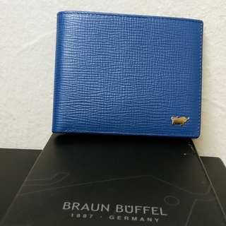 Braun Buffel Homme-M8 Cards Wallet