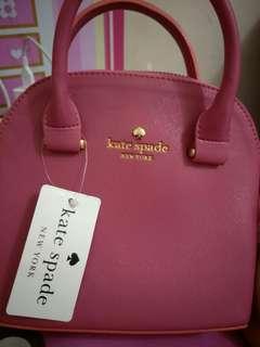 Tas Kate Spade Pink
