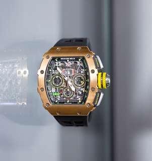 Richard Mille RM1103 RG Tit