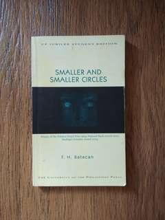 """Smaller and Smaller Circles"" by F.H. Batacan"