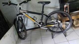"Sepeda Gunung Pacifik Tranzline 700 - MTB 26"""