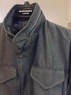 日本小眾品牌M65外套size-L