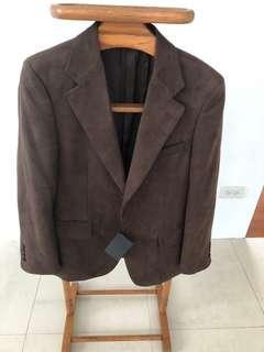 🚚 Zara men suede look blazer / jacket