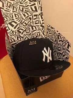 NEW ERA CAP x Jean michel basquiat 帽 NY