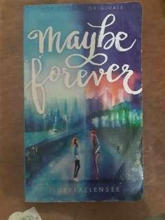 Wattpad Book ( Maybe Forever )