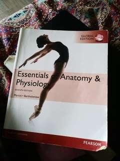 Essentials of Anatomy & Physiology, Seventh Edition