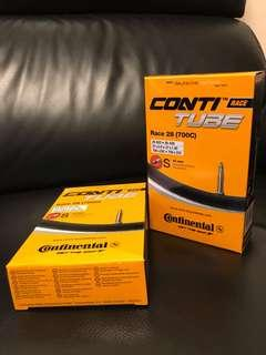 Continental Race 28 inner tubes