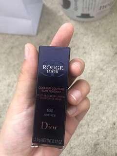 Dior lipstick 028