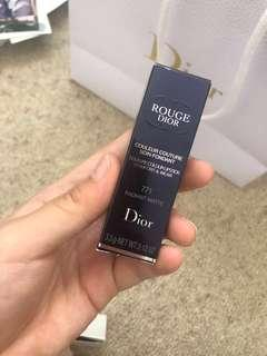 Dior lipstick 771