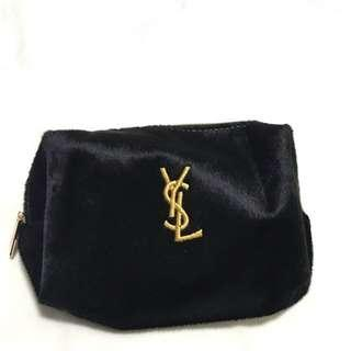 🚚 YSL makeup pouch