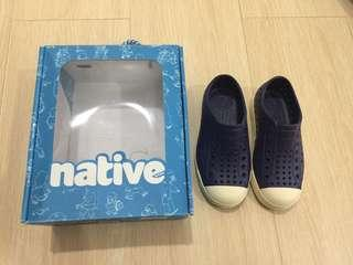 *NEW* Native Dark Blue Rubber Shoes
