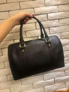 AGNES B black medium sized bag