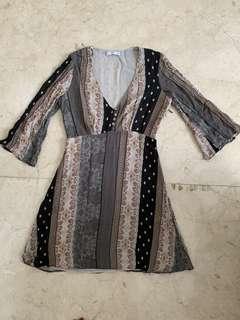 Mango Tunic Tops/ Short Dress