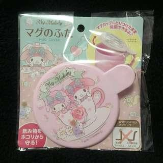 My Melody cup cover有夾杯蓋