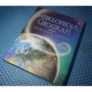 ENSIKLOPEDIA GEOGRAFI USBORNE, Penerbit PT Bhuana Ilmu Populer, Bekas