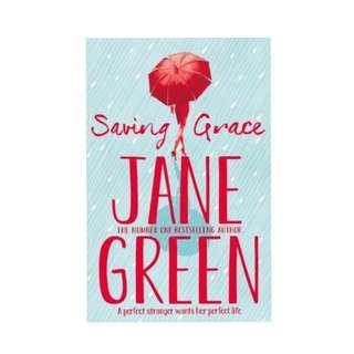 Saving Grace by Jane Green - hardcover