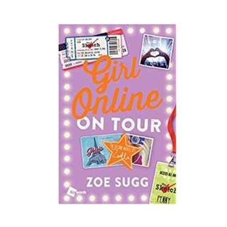 Girl Online - Zoella hardcover with dust jacket edition