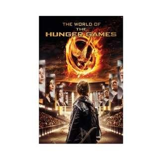 The World of The Hunger Games - hardcover