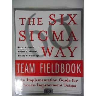 The Six Sigma Way - Team Fieldway